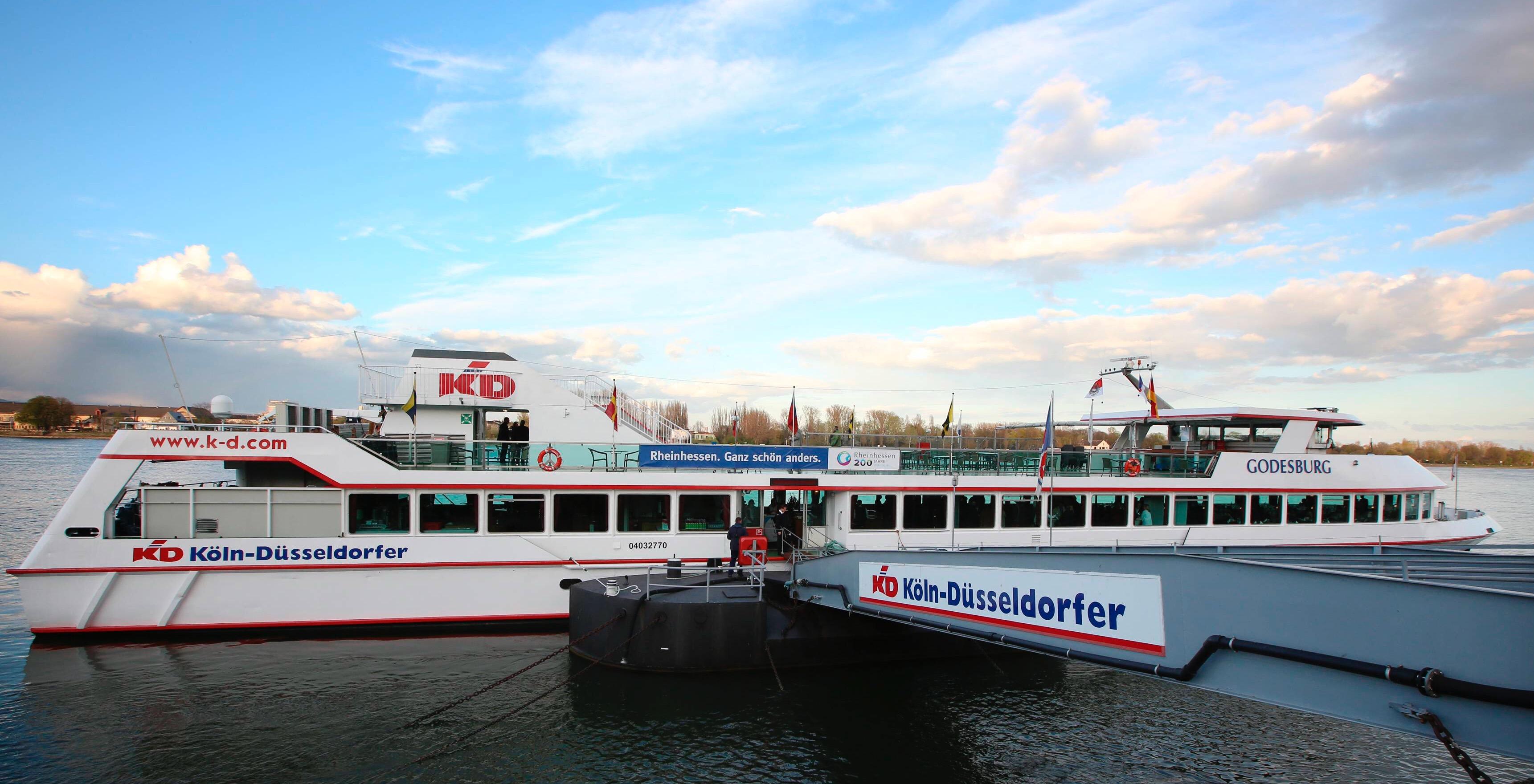 Rheinrundfahrt Düsseldorf