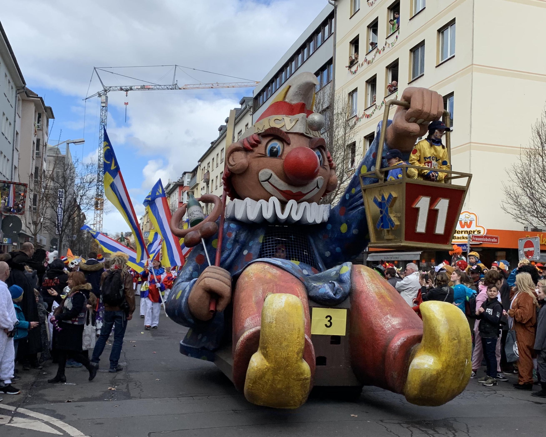 Mainz Rosenmontag 2019