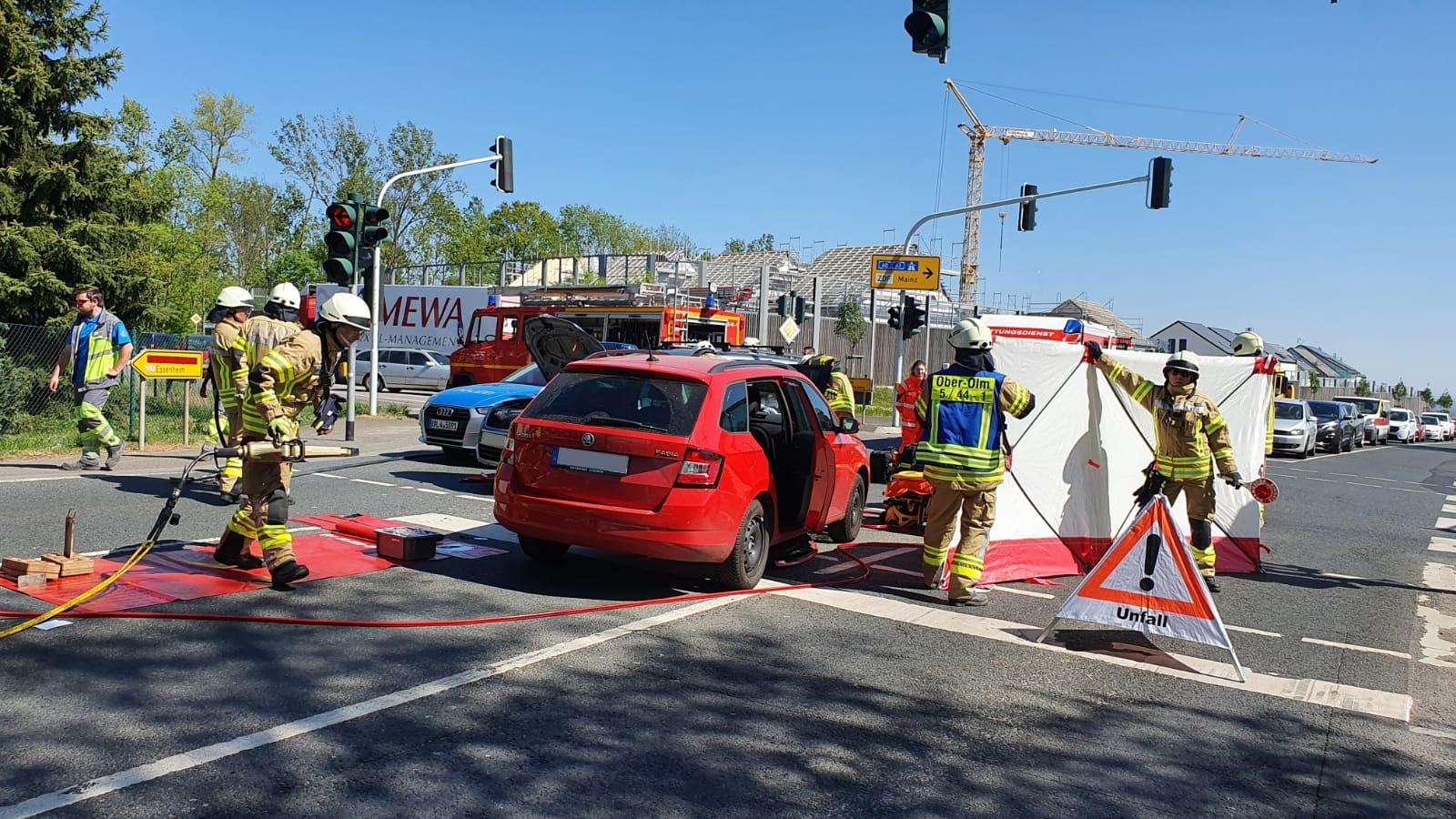 Verkehrsunfall Büdingen